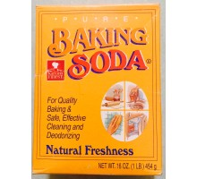 BỘT BAKING SODA NATURAL FRESHNESS 454 GRAM